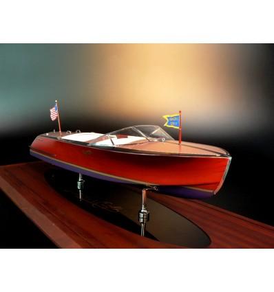 Neiman Marcus Edition Hacker-Craft Speedboat Model by Abordage