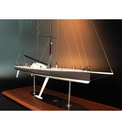 Owen Clarke Design Open 50 Model built by Abordage