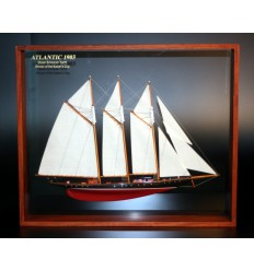 Atlantic Framed Half Model by Abordage