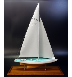 Intrepid 1967 model by Abordage