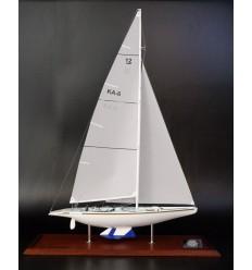 Australia II (KA 6) model by Abordage
