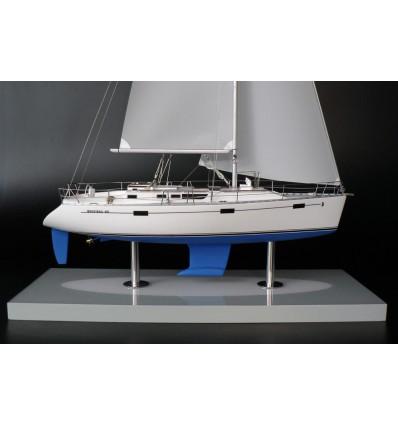 Beneteau 432 model built by Abordage
