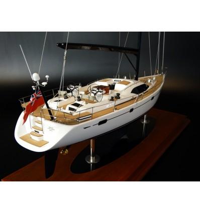 OYSTER 65 custom model by Abordage