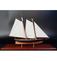 America SMA-01 ship model by Abordage