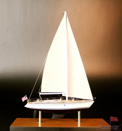Nautor Swan 55-57 desk model