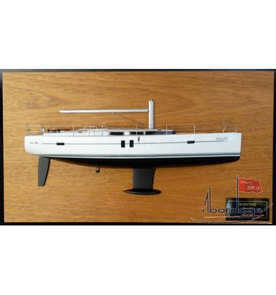 Hanse 495 Half Model