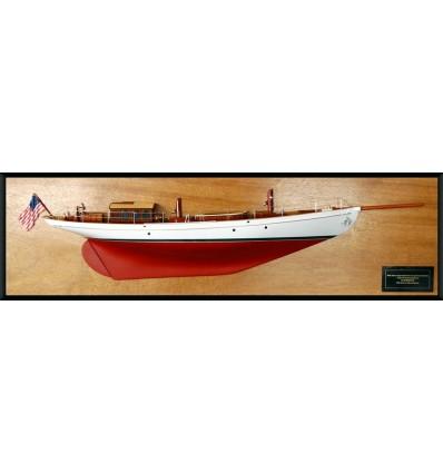 John G. Alden Design 100' Half Hull
