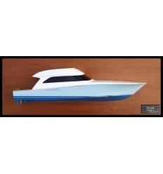 Viking 74 half hull