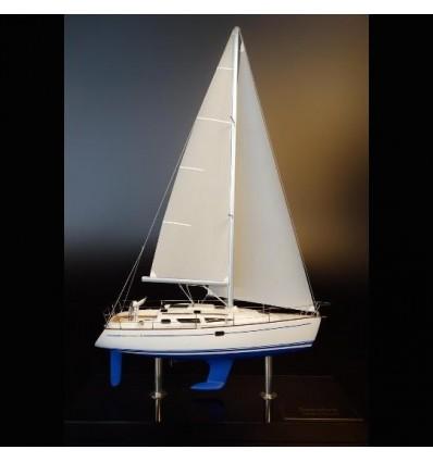Jeanneau Sun Odyssey 35 desk model