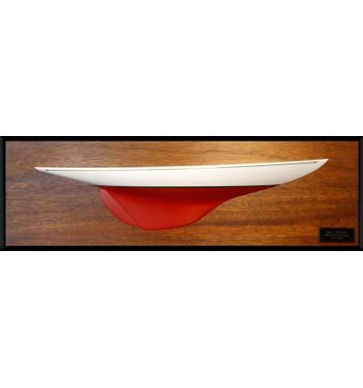 IOD - International One Design 33 flushdeck half hull