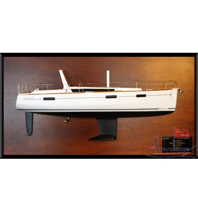 Beneteau Oceanis 41 half model