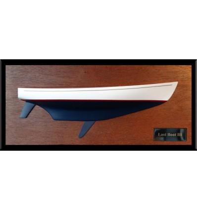 Morgan 24 custom half hull