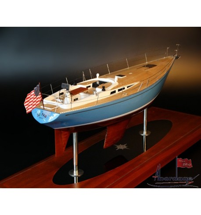 Nautor Swan 48 custom model without mast
