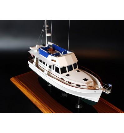 Grand Banks Europa 42 custom model