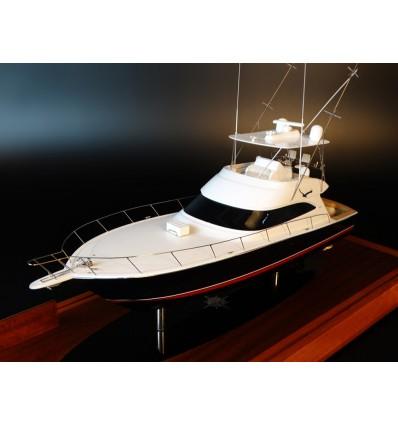 Viking 55 scale model