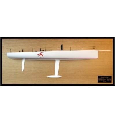 TP 52 Beau Geste half model