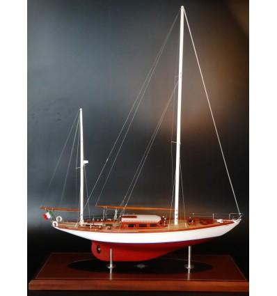 Sparkman & Stephens 61 custom model