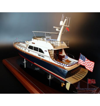 Vicem 77 Classic and Flybridge custom model