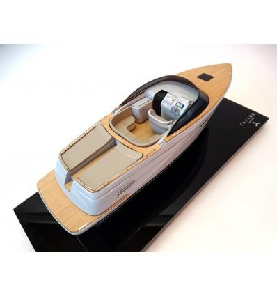 E-Motion Motor Yacht 36 from Canard Yachts custom model