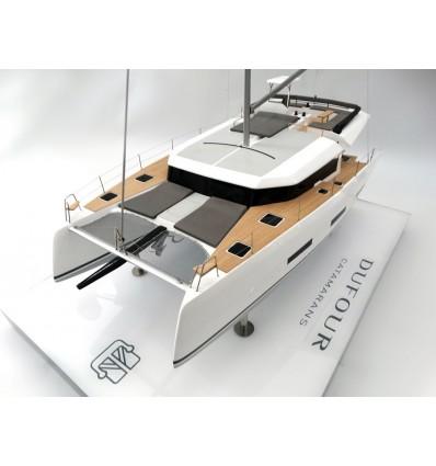 Dufour 48 Catamaran custom model
