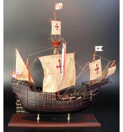 Santa Maria ship model by Abordage