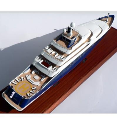 Derecktor 86meters. Motor Yacht Design.
