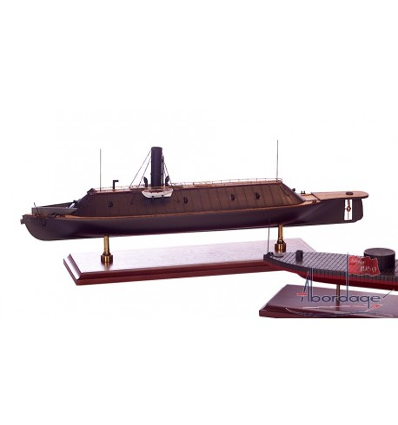 CSS Virginia 1862