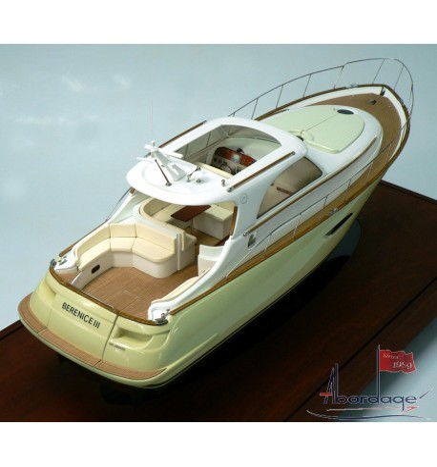"Mochi Craft Dolphin 44 ""Berenice III"" Model by Abordage"