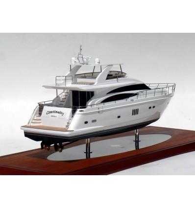 "Viking 70 ""Continuity"" Model by Abordage"