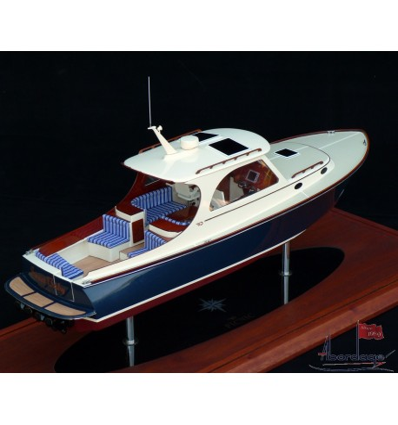 Hinckley Picnic Boat MK III Model by Abordage