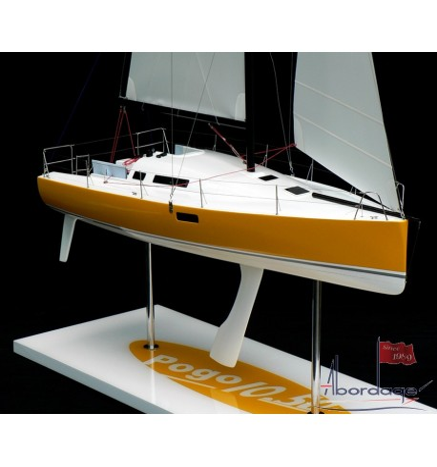 Pogo 10.50 Model built by Abordage