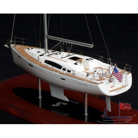 "Beneteau Oceanis 46 ""Mia"" model built by Abordage"