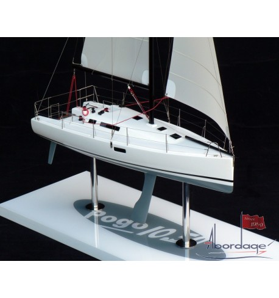 Pogo 10,50 model built by Abordage