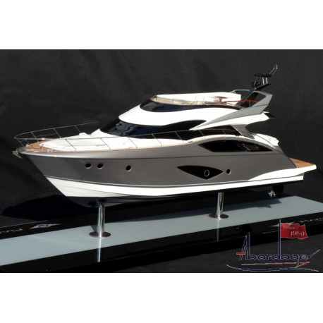 Marquis 630 model built by Abordage