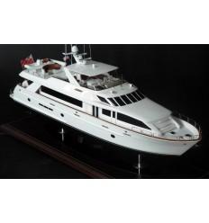 "Hatteras 100 Motor Yacht ""Bravina"""