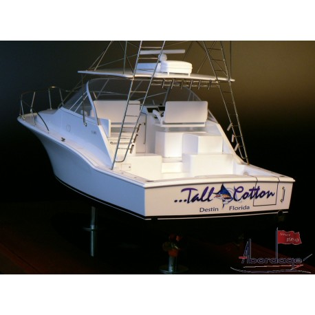 CABO EXPRESS 38 MODEL BUILT BY ABORDAGE