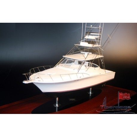CABO 40 EXPRESS MODEL BY ABORDAGE