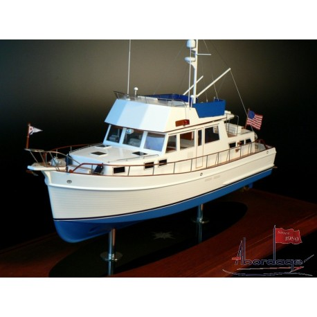 GRAND BANKS HERITAGE 46 MODEL BY ABORDAGE