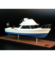 Bertram 31 Boat Model