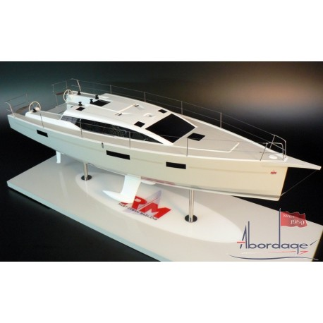 RM 1260 BOAT MODEL BY ABORDAGE