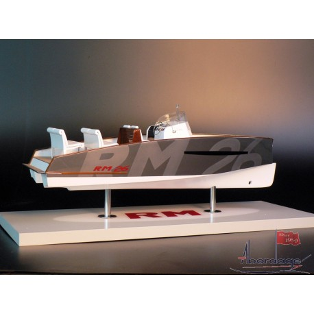 RM 26 Boat Model by Abordage