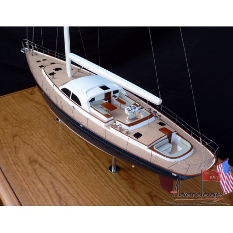 Hodgdon 105 Boat Model built by Abordage