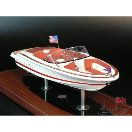 Chris Craft Launch 22 Model by Abordage