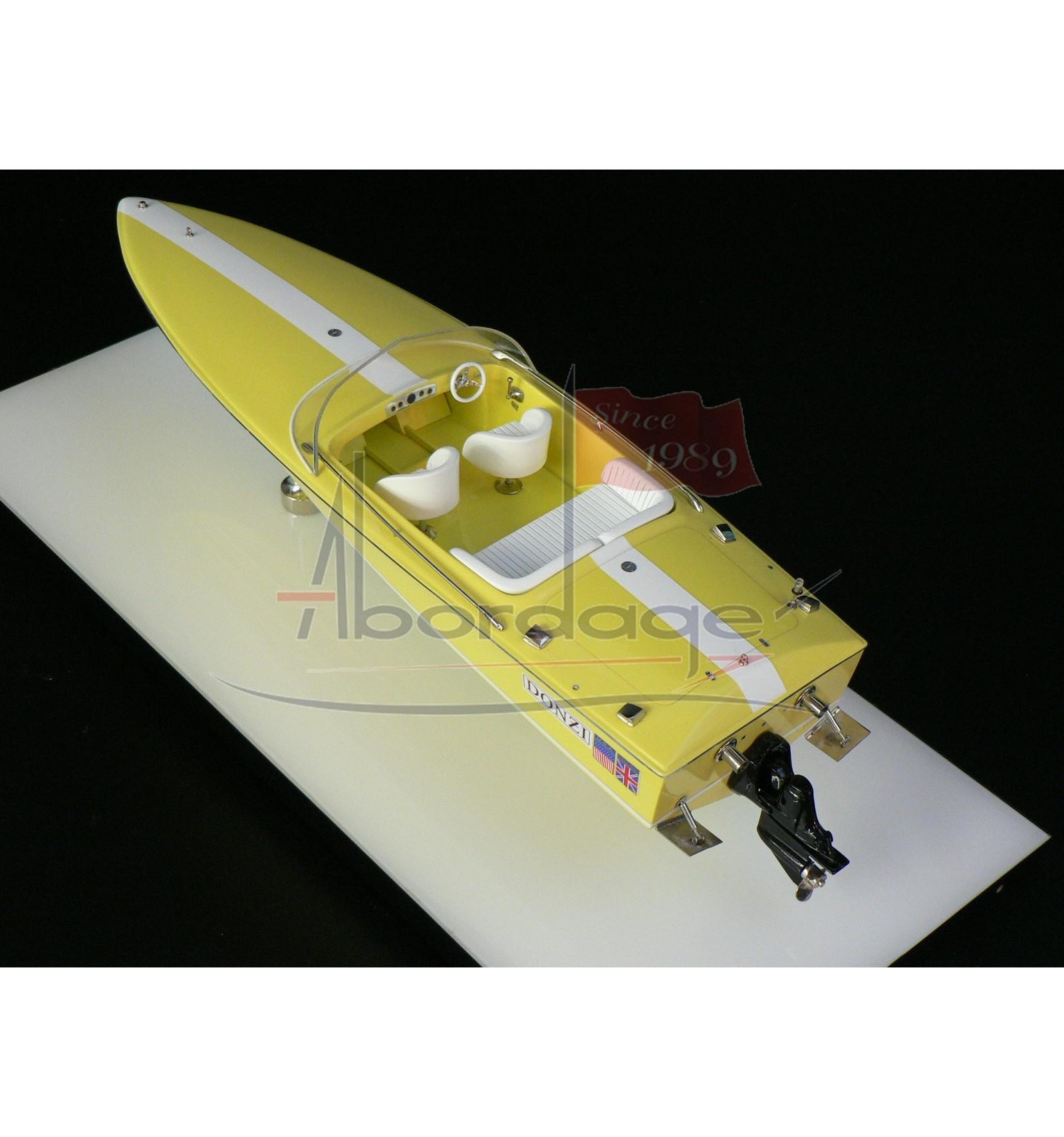 donzi 18 model boat