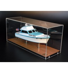 Hatteras 41 Knit Wits desk model by Abordage