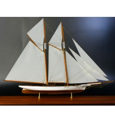 Columbia 1871 ship model built by Abordage