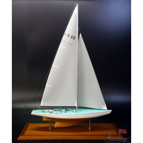 Intrepid 1967 model by Abordage