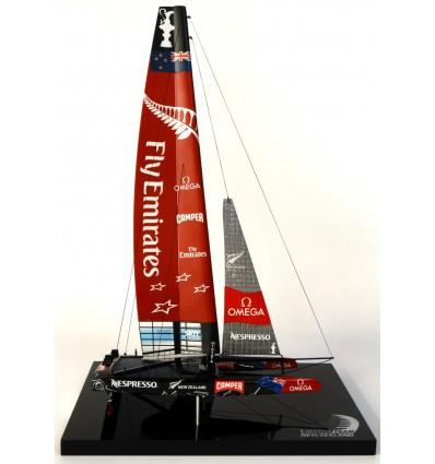 Emirates Team New Zealand desk model by Abordage