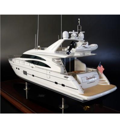 Viking Princess 70 custom model built by Abordage