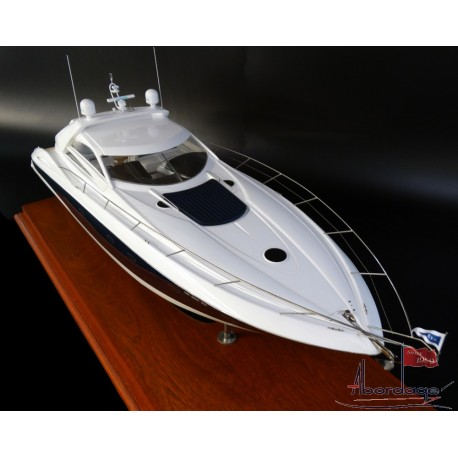 Sunseeker Portofino 53 model by Abordage